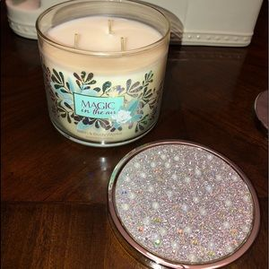 Bath and body work magic in the air 3 wick candle